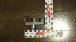LANMU(ダイソン収納ホルダー)サイズ