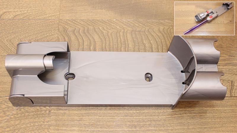 Dyson V8 Slim Fluffy(収納用ブラケット)