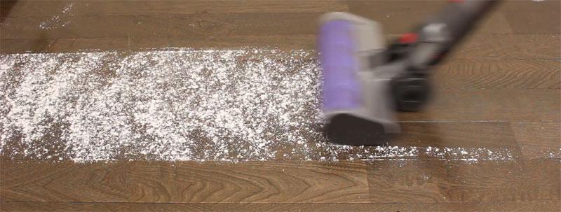 小麦粉吸引