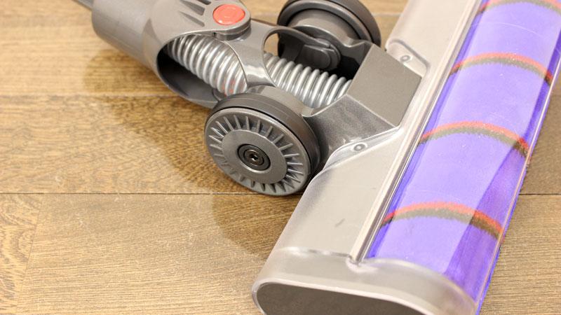 EZ SPARESのソフトローラークリーナーヘッド(車輪)