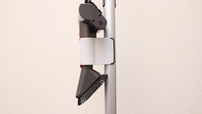 LANMU ツールクリップ(充電台取り付け時)