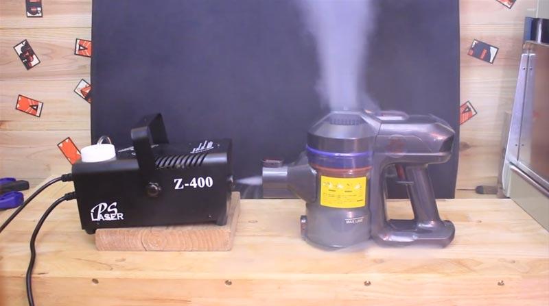 Dibea D18(排気性能)