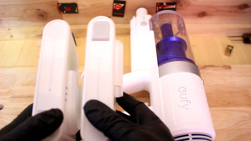 Eufy HomeVac S11 Go(交換バッテリー)