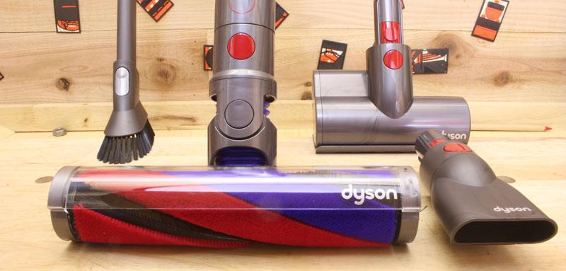 Dyson Micro 1.5kg(付属アタッチメントの種類)