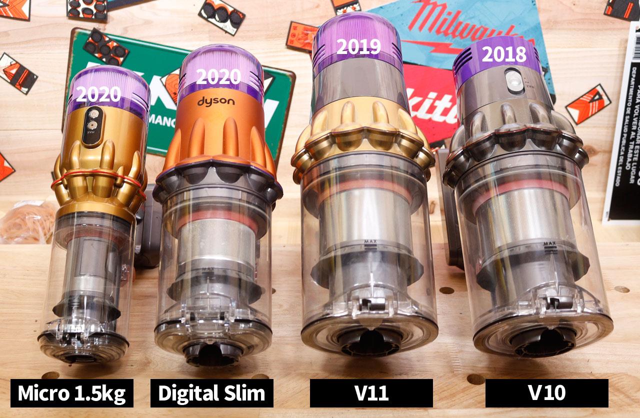 Dyson(Micro1.5kg/Digital Slim/V10/V11)
