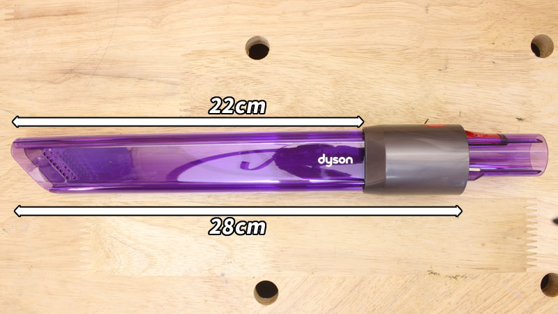 Dyson Micro 1.5kg(LED隙間ノズル)