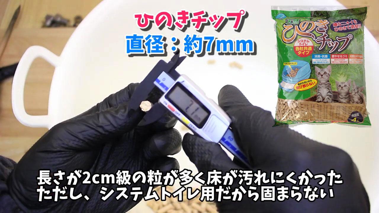 ヒノキ-天然ひのきチップ