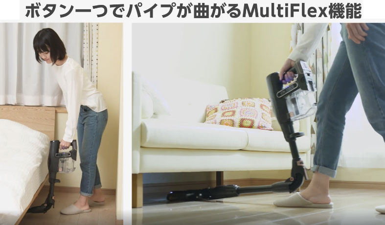 EVOFLEX(MultiFLEX 機能)