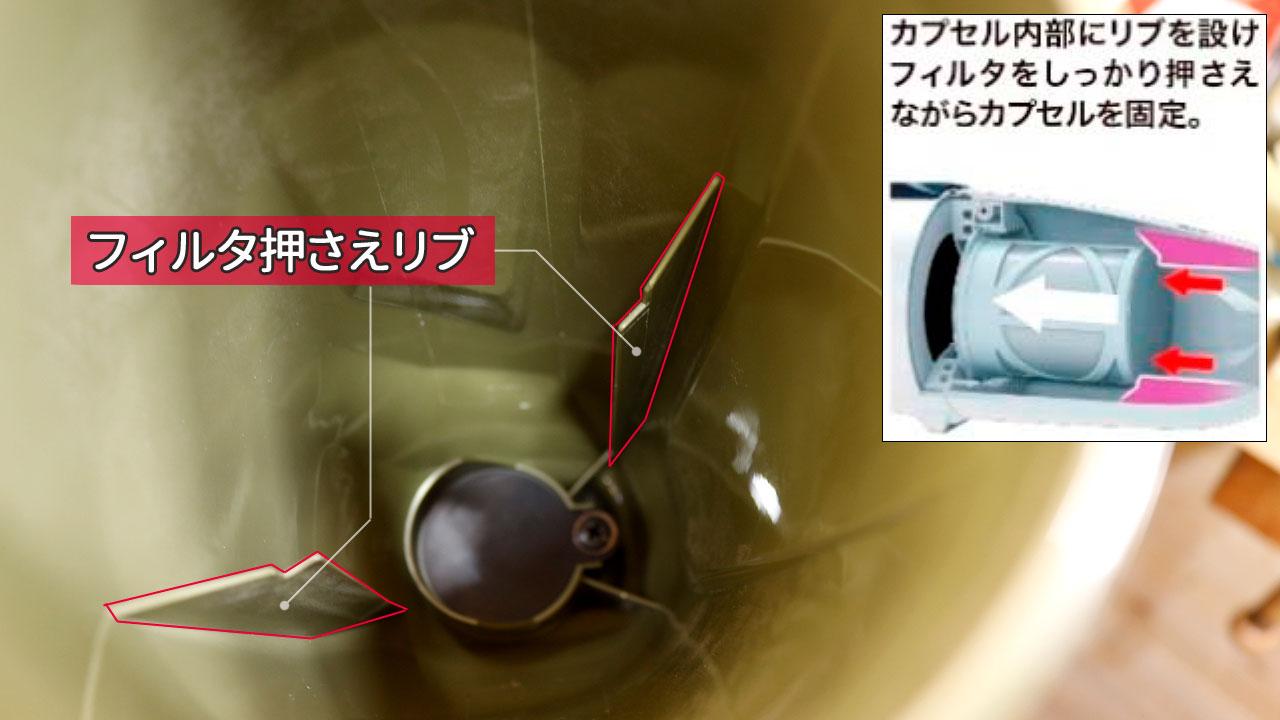 マキタ-CL001G 誤取付防止構造