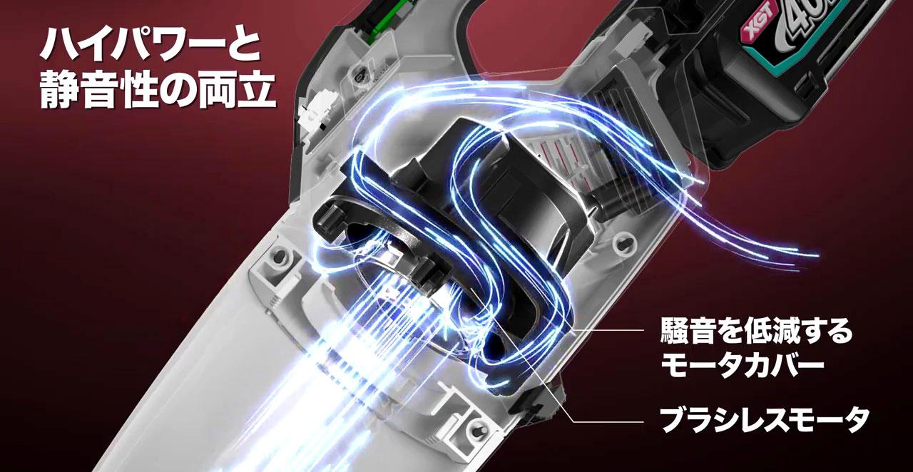 マキタ-CL001G モーターカバー