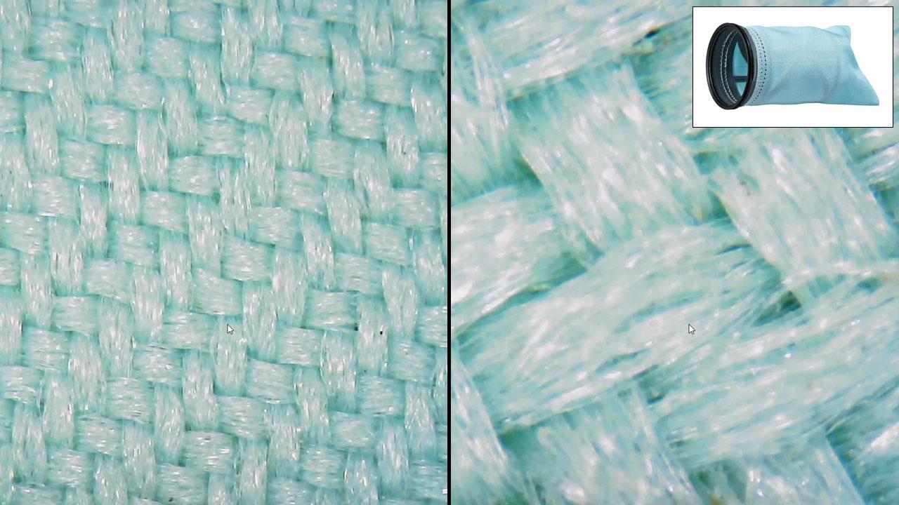 マキタ高機能フィルタEX(顕微鏡)