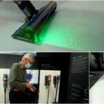 Dyson V15 Detect(緑色のレーザー)
