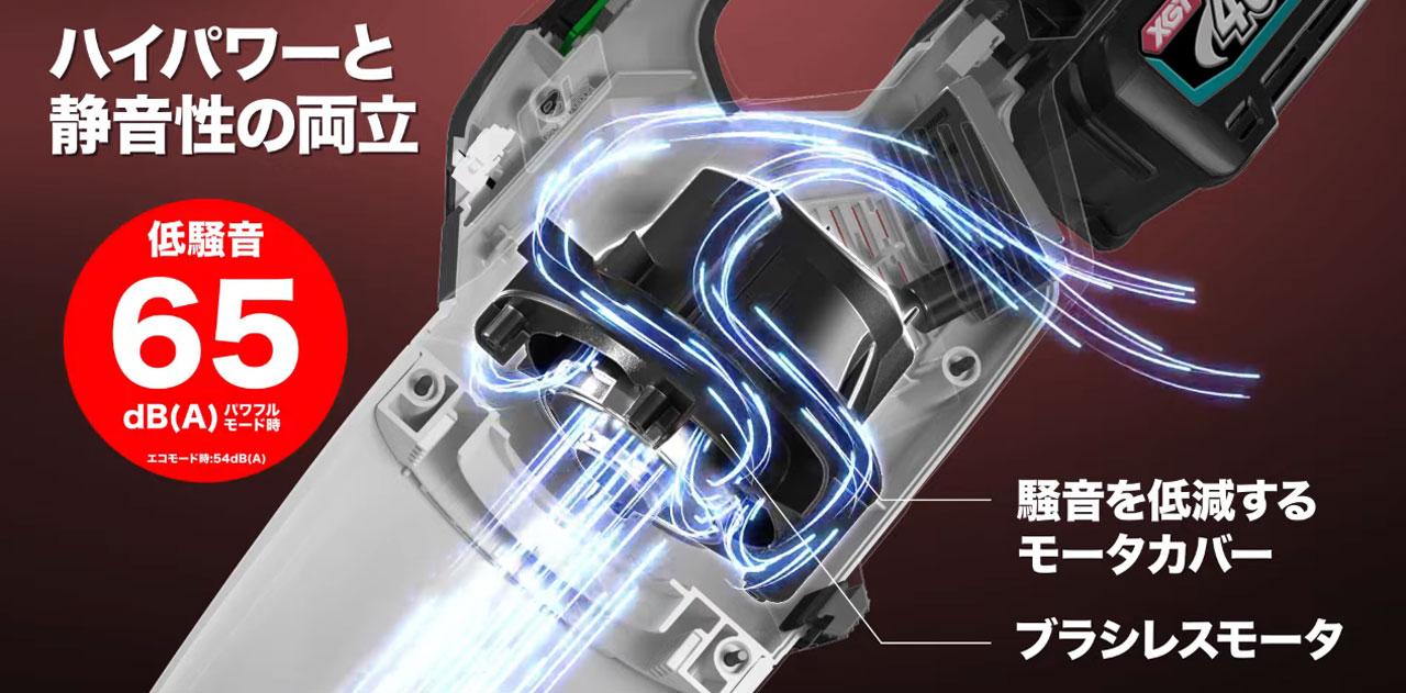 マキタ/CL001G-(モーターカバー)
