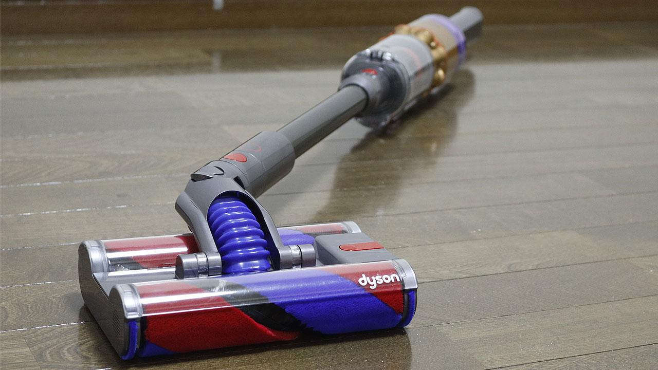 Dyson Omni-glide(使用した感想)