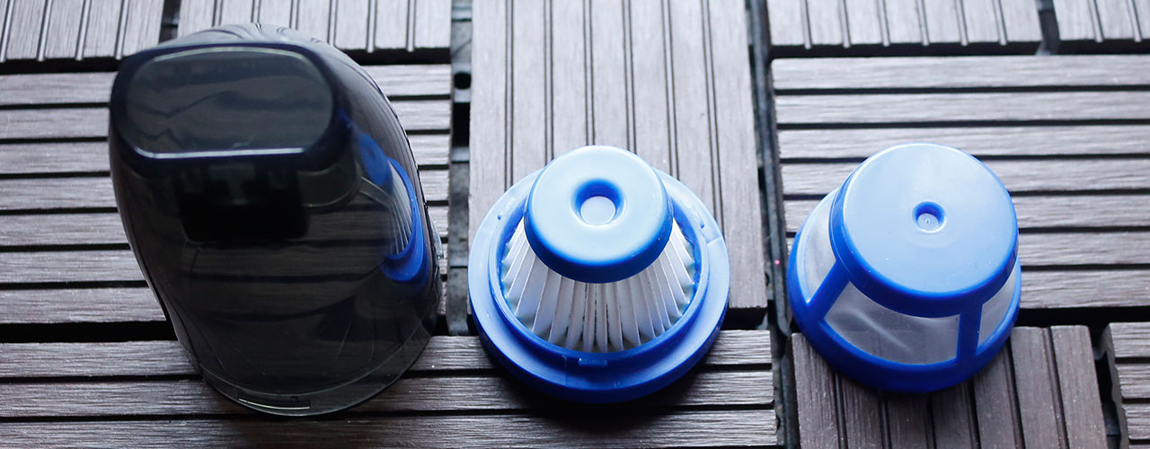 Eufy HomeVac H11(フィルター 水洗い)
