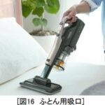 パワかるスティック/PV-BL30H(ふとん用吸口)