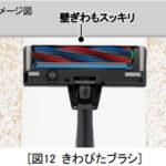 パワかるスティック/PV-BL30H(きわぴたブラシ)