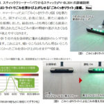パワかるスティック/PV-BL30H(ごみくっきりライト)
