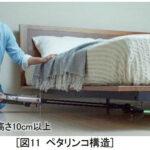 パワかるスティック/PV-BL30H(ペタリンコ構造)