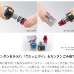 EC-HR7/EC-AR7/EC-FR7(お手入れ)